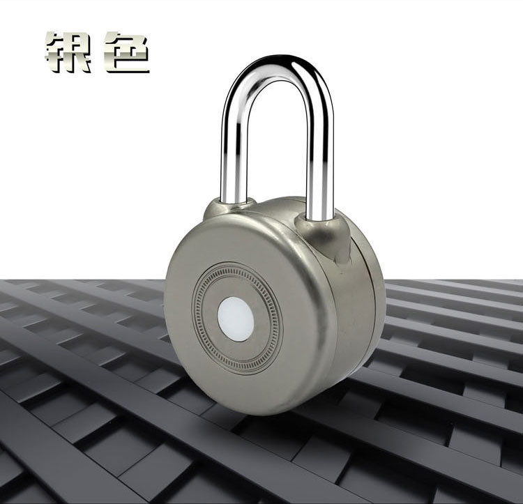 Door Closets Remote Control Padlock Bluetooth Adjustable Asset Management