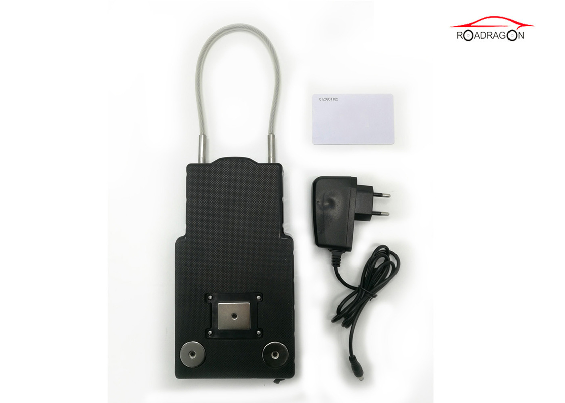 Container Seal GPS Intelligent Padlock Magnetic Dust - Proof Alarm Padlock