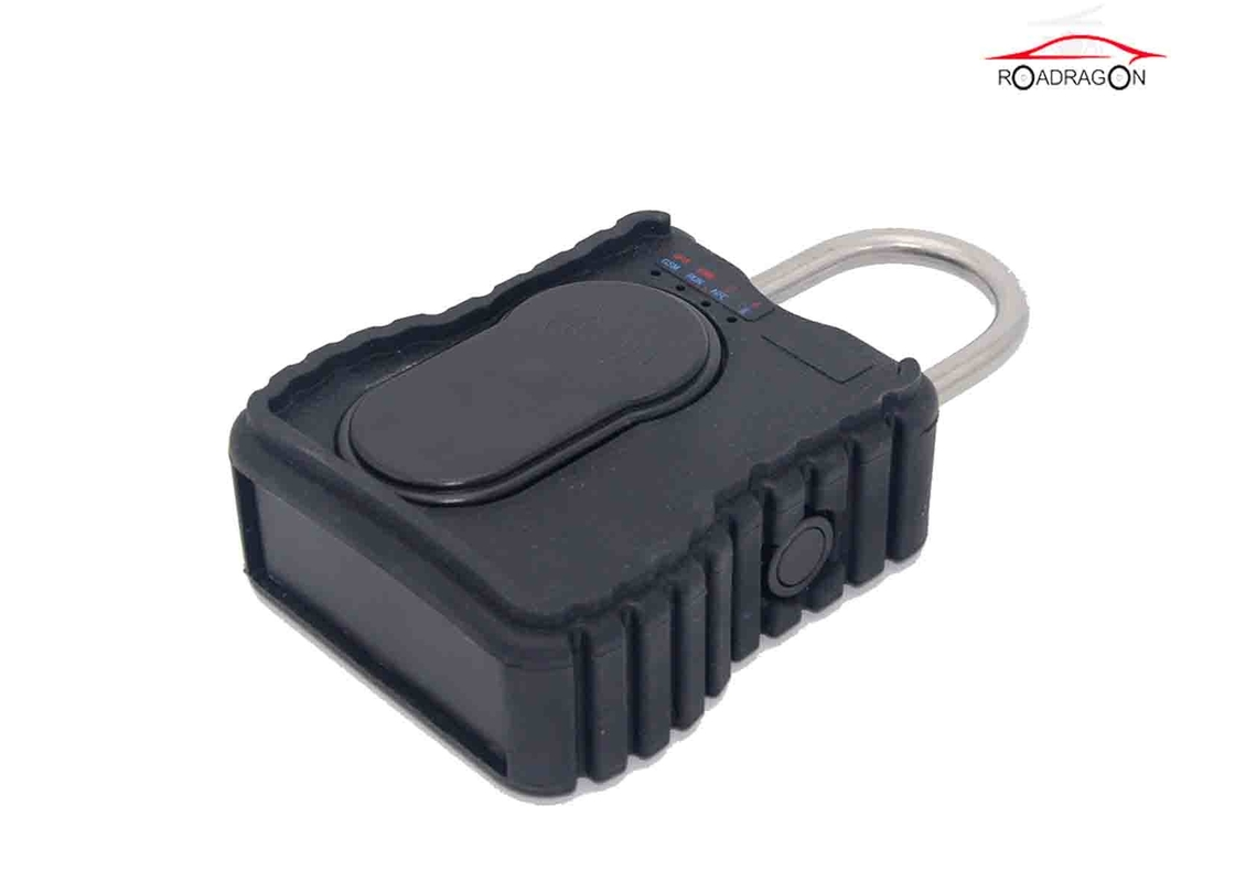 SMS Command SIM Truck High Security Padlocks For Containers Transport Management